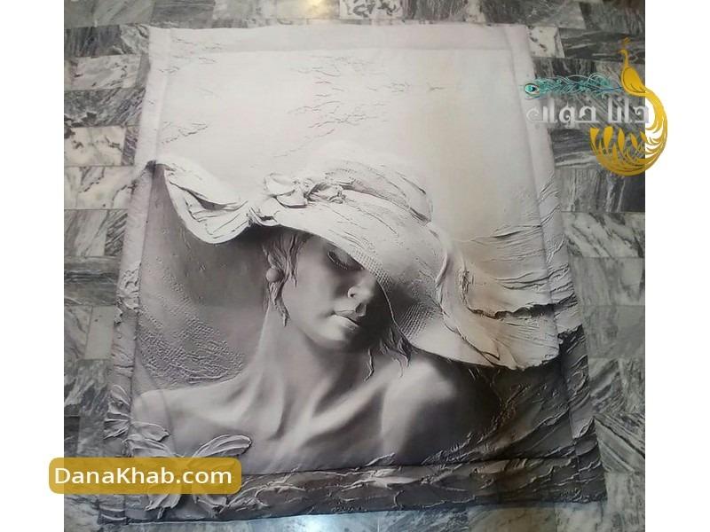 سفارش روتختی تنسل سه بعدی برند گوزل ترکیه به صورت آنلاین